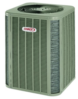 Lennox 14acx Standard Efficiency Air Conditioner White