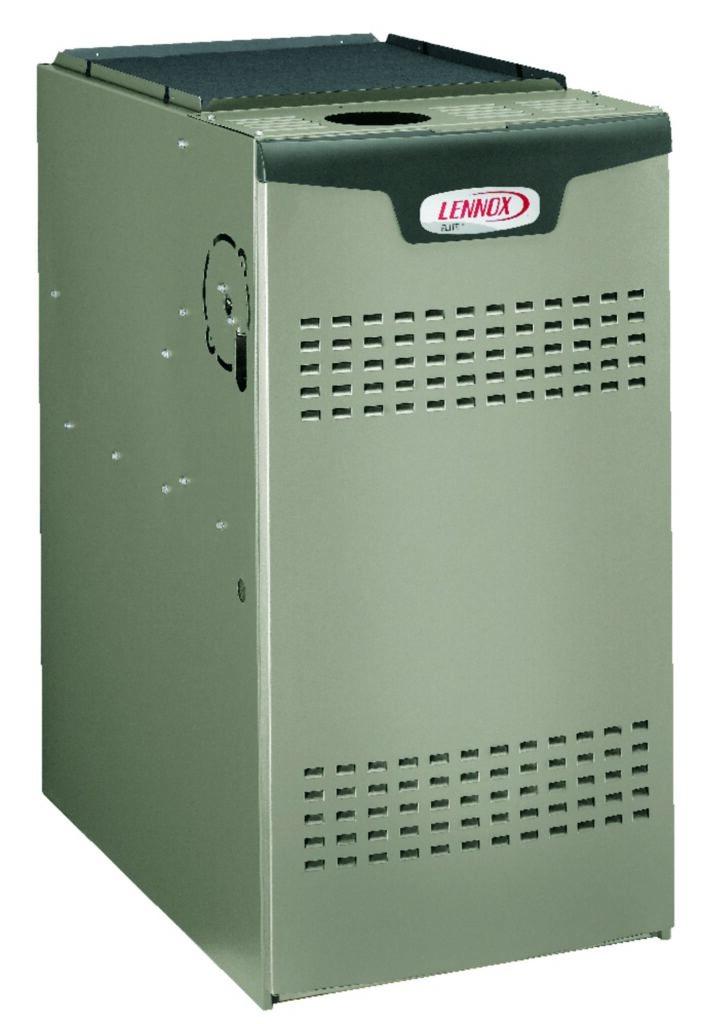 Lennox El280 Standard Efficiency Furnace White Hvac