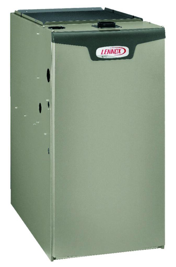 Lennox El296v High Efficiency Furnace White Hvac