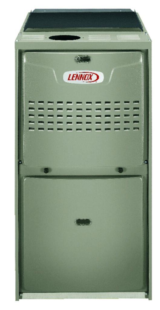 Lennox Ml180 Standard Efficiency Furnace White Hvac