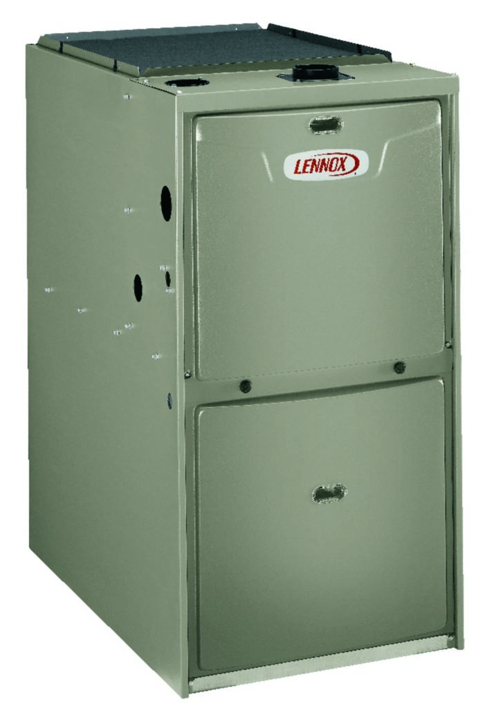 Lennox Ml195 High Efficiency Furnace White Hvac