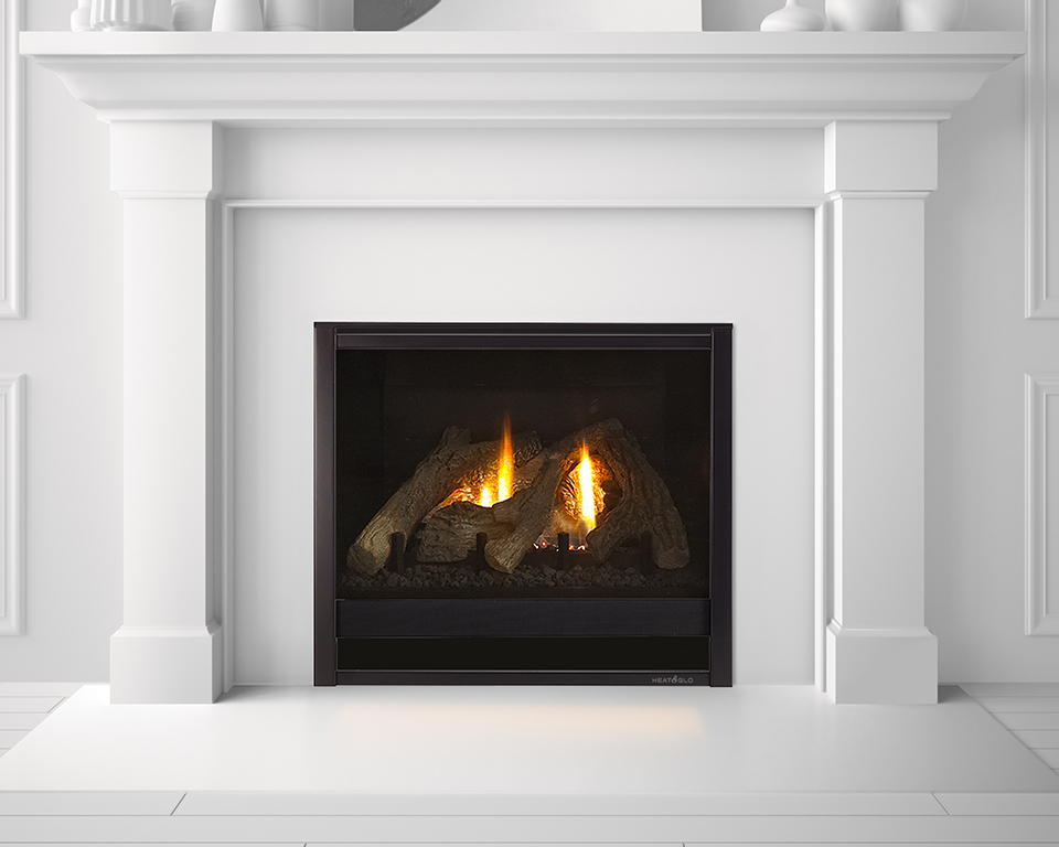 Fireplace Design heat and glo fireplace parts : Gas - White Heating & Air Conditioning - Billings MT